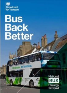 Opportunities for improved bus services in Somerset